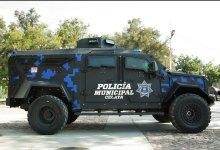 """Photo of Entrega Gobernador vehículo blindado """"Black Mamba"""" a la Secretaría de Seguridad Ciudadana de Celaya"""