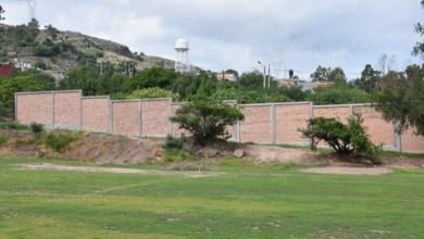 Photo of Entrega de Barda Perimetral de Unidad Deportiva