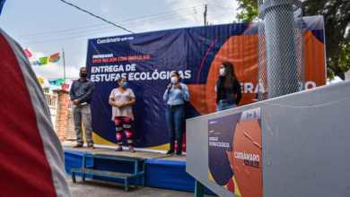 Photo of Logra Ana Bueno Macías entregar 516 estufas ecológicas