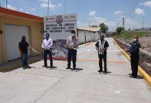 Photo of Entrega oficial de rehabilitación de Calle Mina Norte