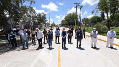 Photo of Inauguran rehabilitación  de avenida Salamanca  en ciudad industrial