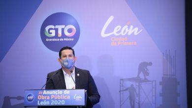 Photo of Anuncian más de 5 mil millones de pesos en obra pública para León