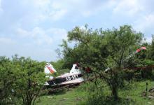 "Photo of ""El Malboro"" sufre lesiones al chocar avioneta"
