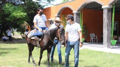 Photo of Equitación y salud para todos los guanajuatenses