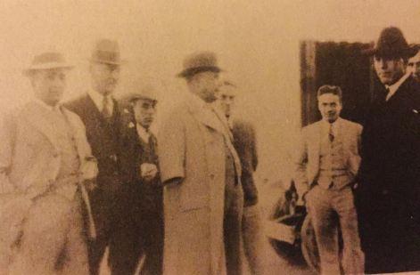 Visita del General Álvaro Obregón a Cigarrera (2)