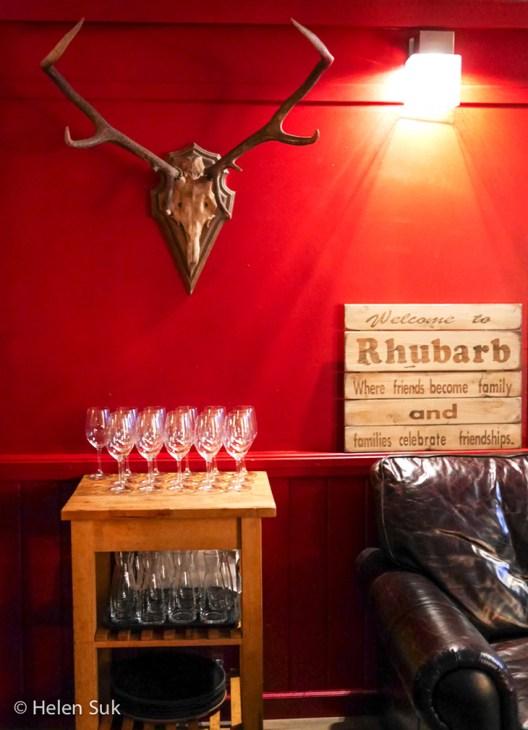 rhubarb restaurant