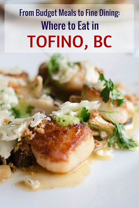tofino restaurants