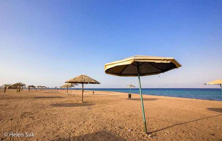 aqaba beach, jordan