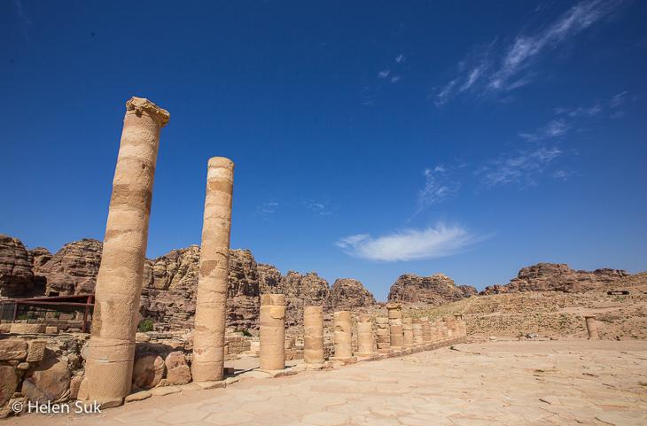 petra travel, jordan