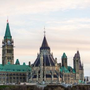 parliament buildings in ottawa canada