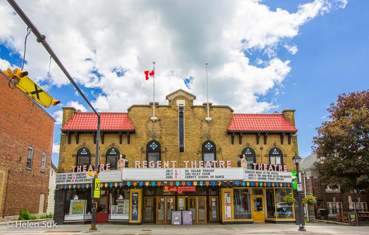 regent theatre picton