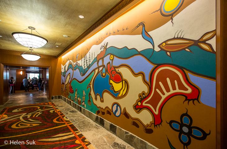 casino rama resort first nations art