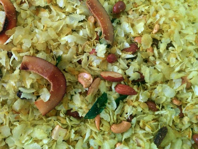Diwali speciality: Sugar free, oil free chiwda