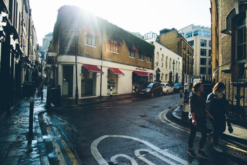 LONDON // NotWithoutSalt.com