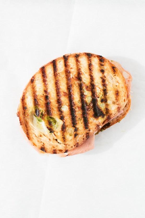 Pistachio Pesto Panini // Not Without Salt