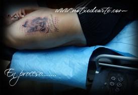 Sesión Tatuaje