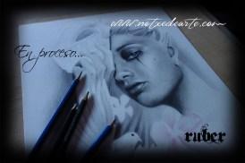 Grafito sobre papel