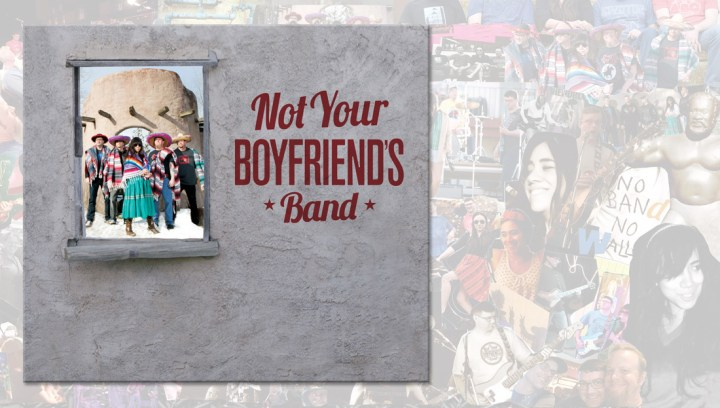 Not Your Boyfriend's Band Album NYBB