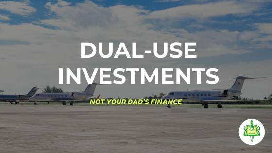 DUAL-USE INVESTMENTS