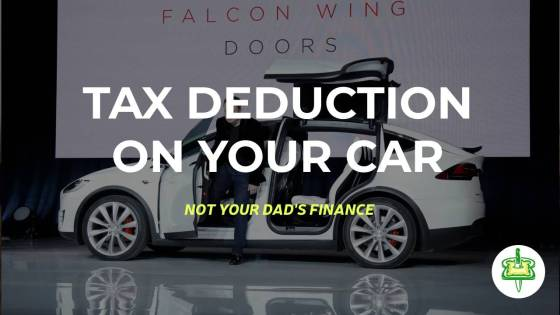 TAX DEDUCTION ON YOUR CAR