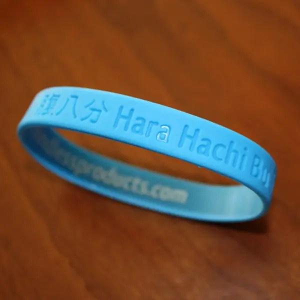 hara hachi bu bracelet