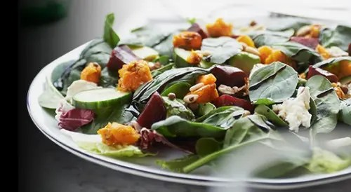 pizza express superfood salad