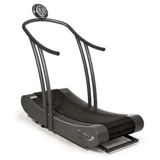 the woodway curve treadmill