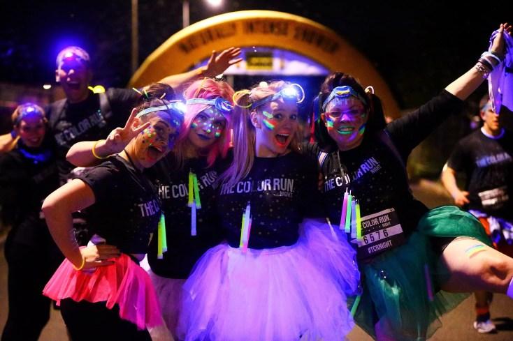 Color Run Night - advice