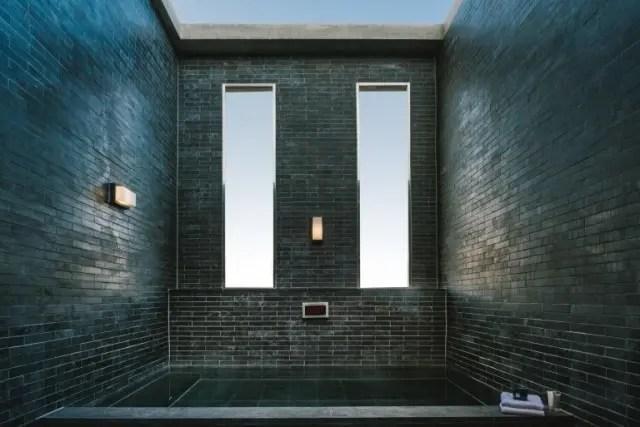 Hot pool in the Nest Incheon Horel