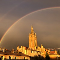 Church in Aix-en-Provence