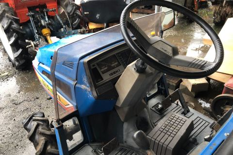 伊豆市トラクター