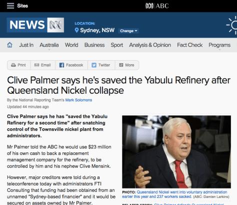 Yabulu ABC News