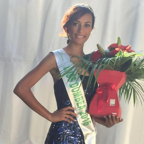 Miss Dumbea 2016