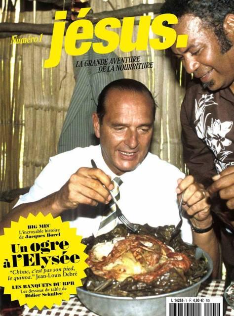 Wetta Chirac Jesus