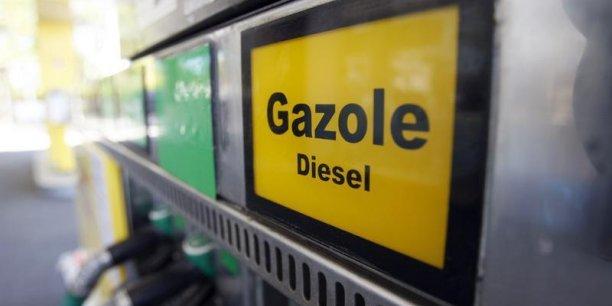 LA TAXE SUR LE GAZOLE ADOPTÉE PAR CALÉDONIE ENSEMBLE ET LES INDÉPENDANTISTES