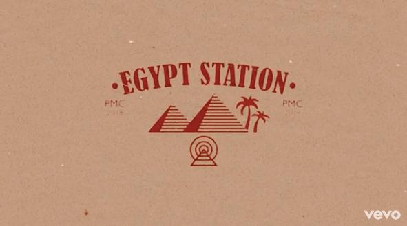 ÉCOUTEZ «EGYPT STATION», LE DERNIER McCARTNEY !