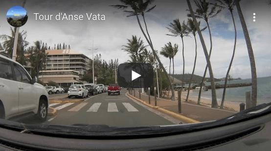 Un Tour d'Anse Vata, spécialement pour nos abonnés off-shore !