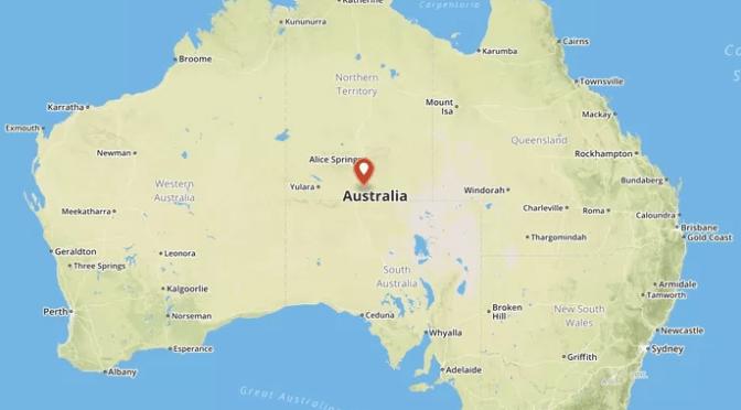 3378 CAS DE CORONAVIRUS EN AUSTRALIE