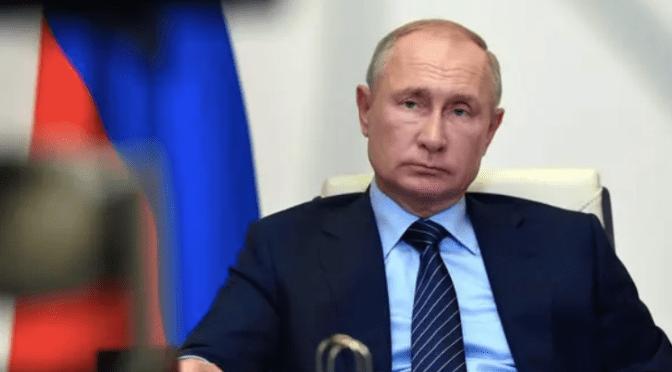 COVID : VACCIN DISPONIBLE EN RUSSIE ANNONCE POUTINE