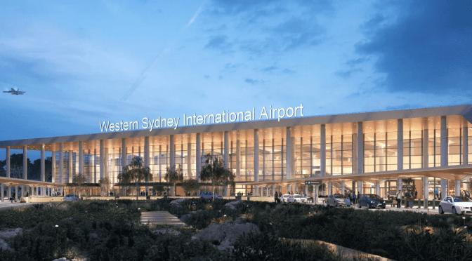 NOUVEAU TERMINAL DE L'AÉROPORT DE SYDNEY : Les travaux débutent en 2021