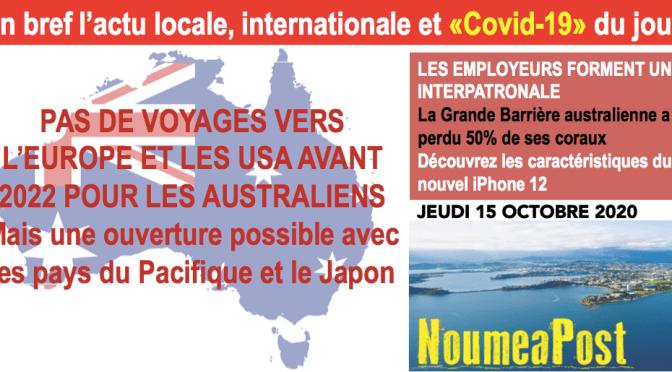 COVID FRANCE : COUVRE FEU DANS 9 MÉTROPOLES