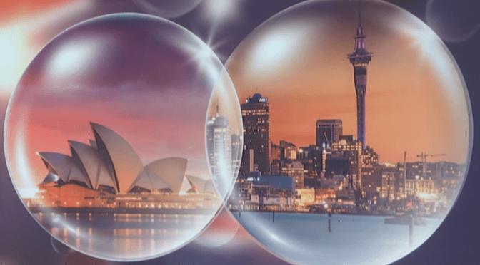 OUVERTURE AUJOURD'HUI DE LA BULLE AUSTRALIE/NZ