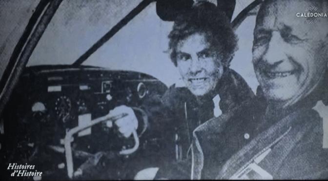HENRI MARTINET : SUPERBE ÉMISSION DE CALEDONIA SUR UN PIONNIER CALÉDONIEN