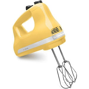 Electric hand mixer.