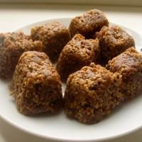 {Chocolate Chip Energy Bites} Homemade Nut-free LARA Bars