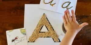 Letter A Preschool Unit