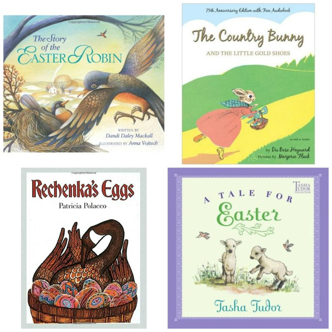 Easter Book Ideas