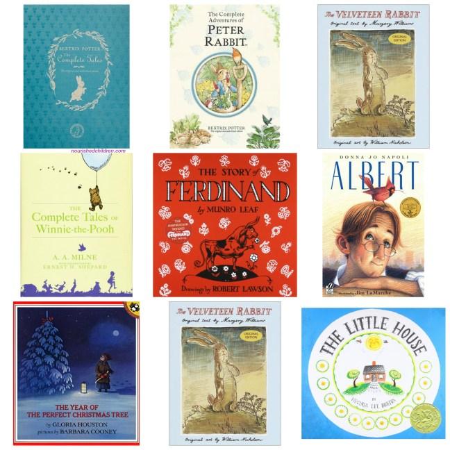 Preschool Living Books