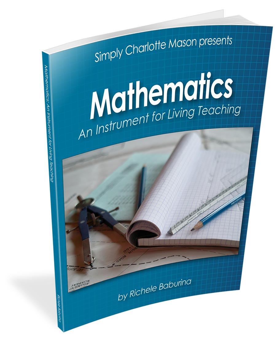 A Charlotte Mason Math Lesson