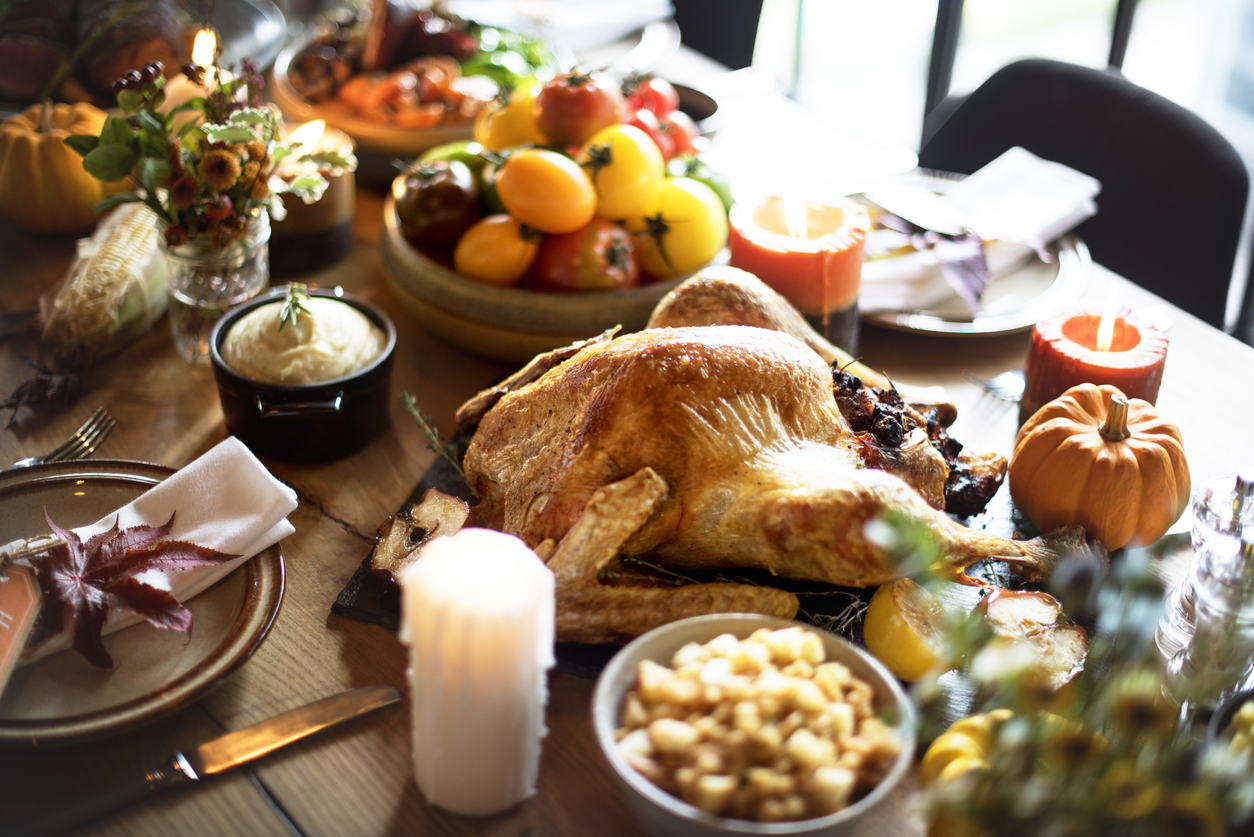 How To Serve A Real Food Thanksgiving Dinner Our Favorite